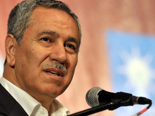 Arınç'tan TRT kararına tepki!