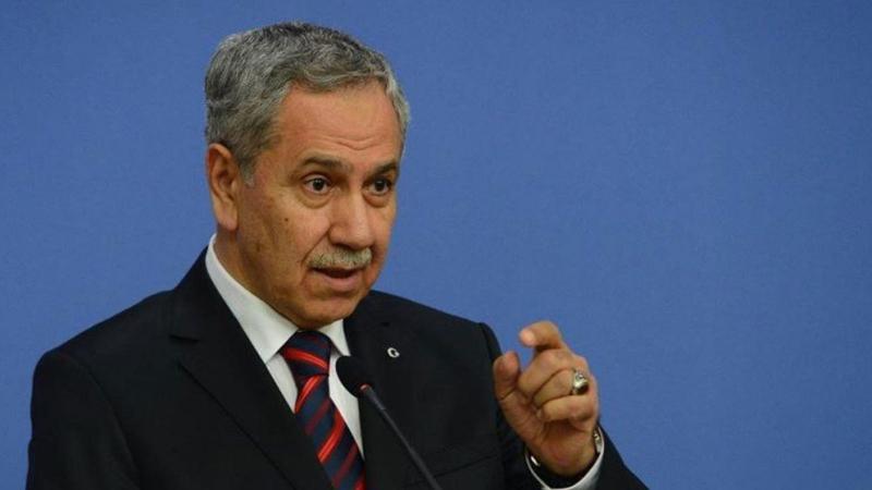 Bülent Arınç'ı hedef alan MHP il başkanı görevden alındı
