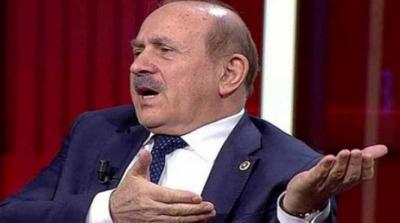 Burhan Kuzu sahte Gelecek Partisi hesabıyla tartıştı
