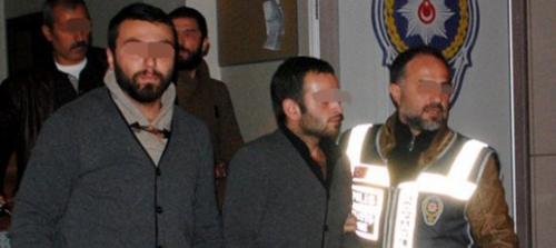 'Biz JİTEM'iz' diyen 5 kişi gözaltında!