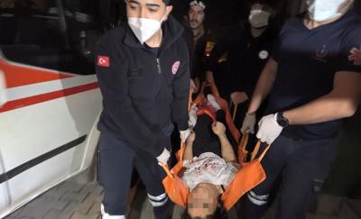 Bursa'da kıskandığı sevgilisini pompalı tüfekle yaraladı