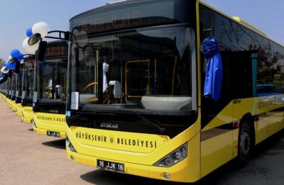Bursa'da toplu taşımada yapılan öğrenci zammı geri alındı