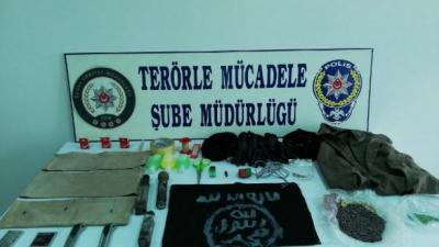 Bursa'da yakalanan IŞİD'li: Hedefim polis merkezinde kendimi patlatmaktı