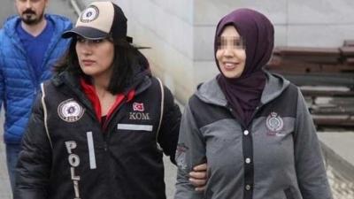 Bylock'u 26 bin 174  kez kullanan kadın karakoldan gülerek çıktı