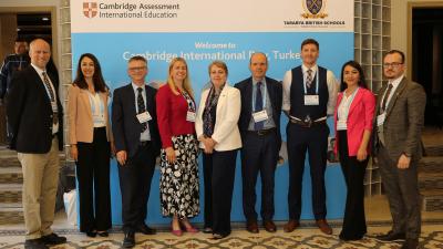 Cambridge profesörlerinden İstanbul'da öğretmenlere eğitim konferansı