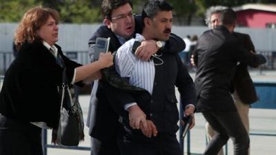 Can Dündar'a saldıran kişinin cezası belli oldu