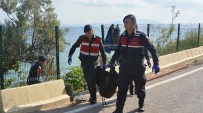 Çanakkale'de kıyıya vurmuş çocuk cesedi