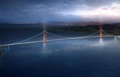 Çanakkale'de yapılacak köprünün geçiş ücreti açıklandı