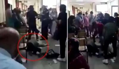 Çapa'da maske tartışması: Darp edilen sağlık çalışanı ameliyata alındı