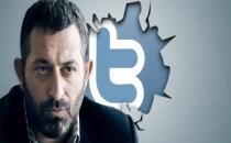 Cengiz Semercioğlu ve Cem Yılmaz Twitter'da tartıştı! Git burdan Cengiz...