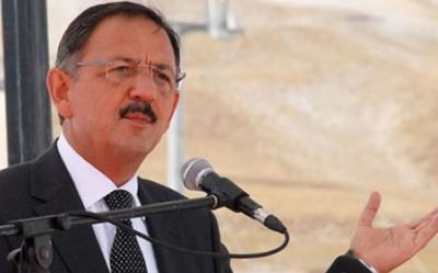 Çevre ve Şehircilik Bakanı Depremden Tedirgin