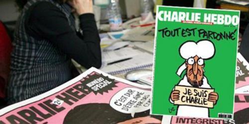 Yeni Akit: Charlie yine kaşındı!
