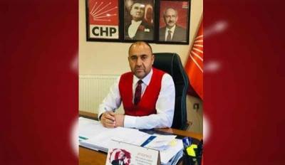 CHP Dersim İl Başkanı istifa etti