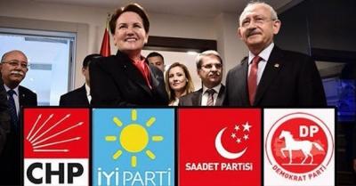 CHP, İyi Parti, SP ve DP ittifakına CHP içinden ilk yorum