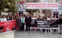 CHP Kadın Kolları 'Laiklik adam olmaktır' pankartı açtı!