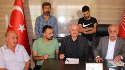 CHP Şırnak yönetimi istifa etti