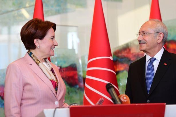 'CHP ve İYİ Parti 6 maddede anlaştı'