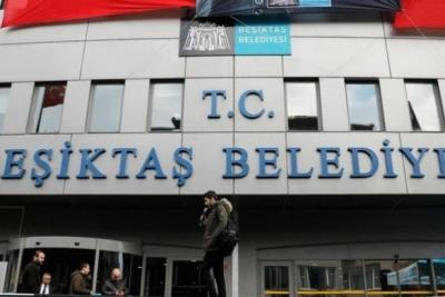 CHP'li Beşiktaş Belediyesi'ne operasyon