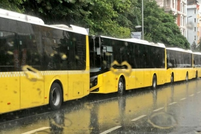CHP'li Çapan: Bugün otobüslerin hepsi AKP'lileri miting alanına taşıyor