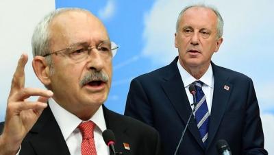 CHP'li Hamzaçebi: İnce ikinci tura kalamadıysa bunun sorumluluğunu Kılıçdaroğlu'na vermek vicdani midir?