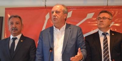 CHP'li İnce: Anayasa değişiklik paketinde AKP'li iki vekil ikişer kez imza attı