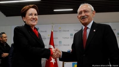 CHP'li vekil: İYİ parti, HDP'nin dışarıda tutulması kaydıyla diğer partilerle ittifaka olumlu bakıyor