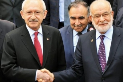 CHP'ye Saadet Partisi desteğiyle 11 vekil