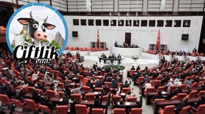 Çiftlik Bank araştırılsın önerisi, AKP oylarıyla reddedildi