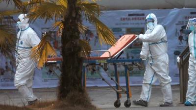 Çin: Bin 287 kişide koronavirüsü görüldü, ölenlerin sayısı 41'e yükseldi