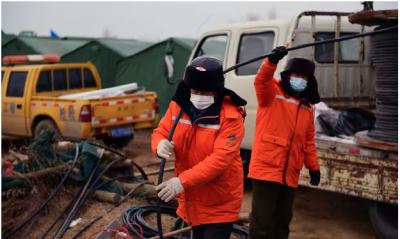 Çin'de maden kazası: Mahsur kalan 11 madenci 2 hafta sonra kurtarıldı