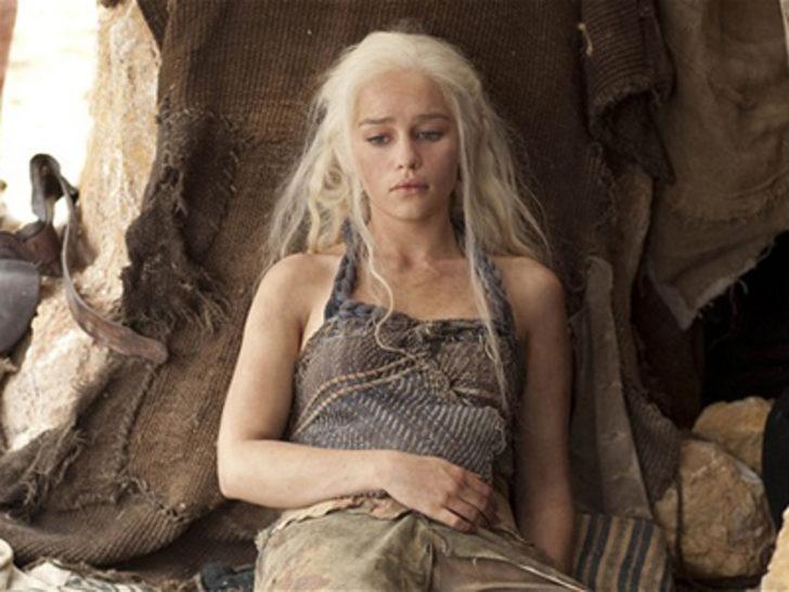 Clarke, Game of Thrones boyunca hastalığını saklamış: Her gün her dakika öleceğimi düşündüm