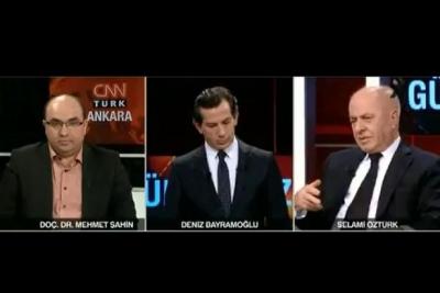 CNN Türk'te tartışma yaratan sözler: Türkiye'de Aleviler öldürülse de sineye çekiyor; bu bizim için bir avantaj!