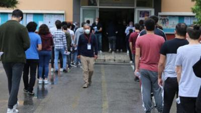 Covid-19 hastaları sınava girmek için dilekçe verecek