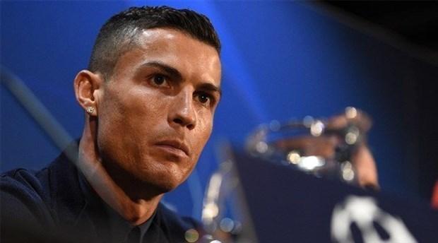 Cristiano Ronaldo tecavüzle suçlandı