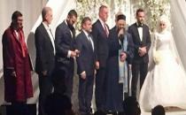 Cübbeli'nin kızı evlendi!