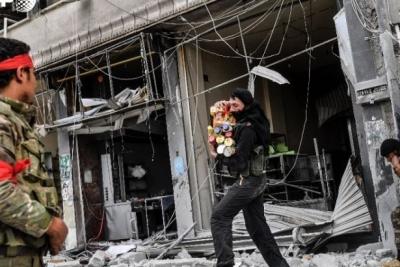 Cumhurbaşkanı Erdoğan, Afrin'deki ÖSO yağmasını doğruladı