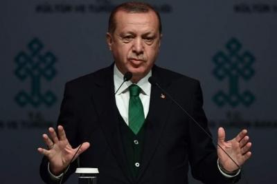 Cumhurbaşkanı Erdoğan: Aklı olanlar Türkiye'den çekti gitti