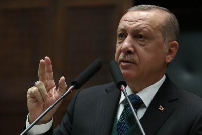 Cumhurbaşkanı Erdoğan: Arkamdan iş çeviriyorlar