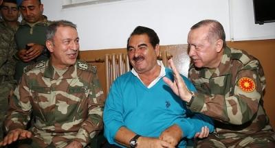 Cumhurbaşkanlığı Sözcüsü Kalın: Mustafa Kemal'de sanatçılarla yakın temas içindeydi