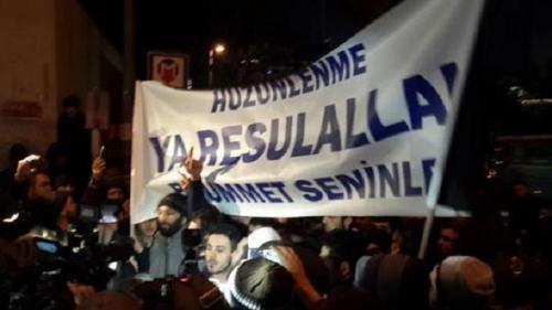 Cumhuriyet Gazetesi'ne saldırı!