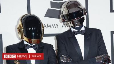 Daft Punk, 28 yılın ardından dağıldı