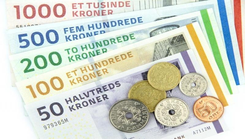 Danimarka'da para ile alışveriş dönemi sona eriyor