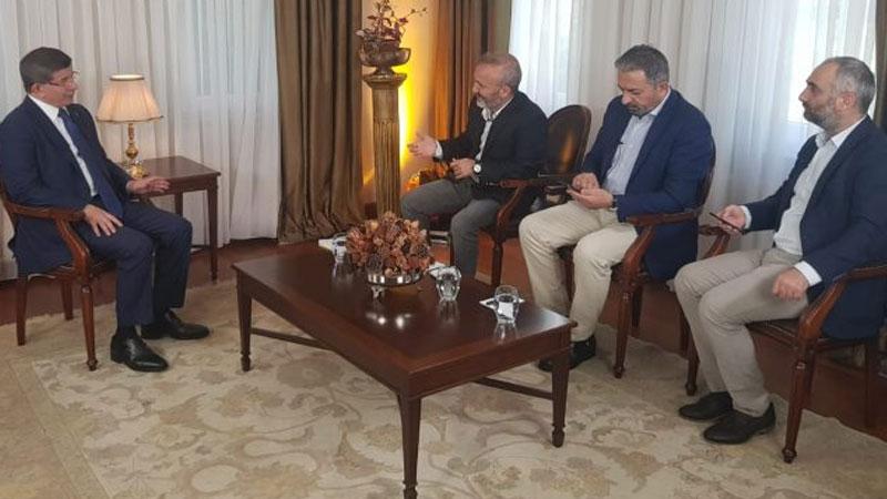 Davutoğlu konuştu, Yavuz Oğhan, İsmail Saymaz ve Akif Beki'nin programlarına son verildi