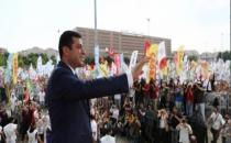 Demirtaş: Erdoğan'ın diploması olsaydı, pankartlarda sallanırdı!