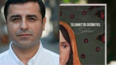 Demirtaş'ın cezaevinde yazdığı 'Seher', 10 günde 70 bin sattı!