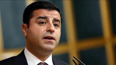 Demirtaş'tan Kılıçdaroğlu'nun uğradığı linç girişimine tepki