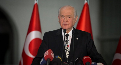 Devlet Bahçeli: Türkiye'de Dersim diye bir vilayet yoktur, olmayacaktır