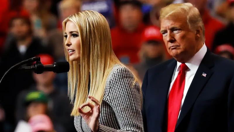 Devlet bütçesinden Ivanka Trump'ın kadın fonuna 100 milyon dolar