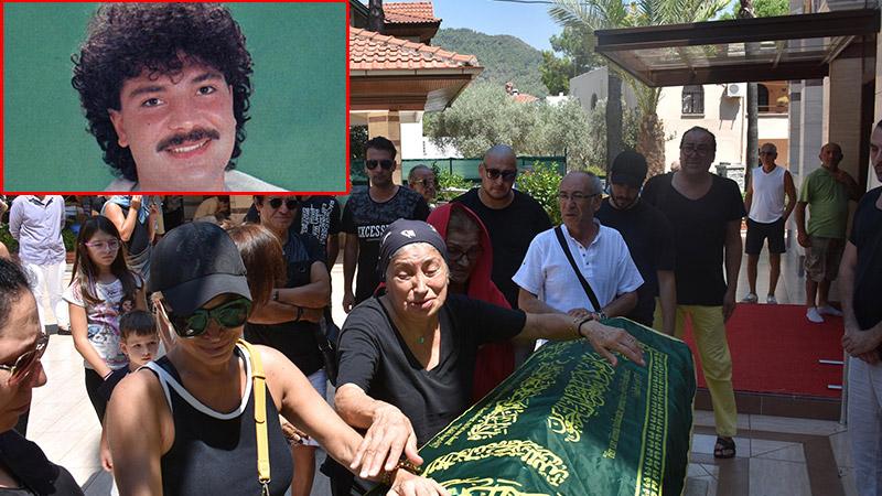 Devran Çağlar, Marmaris'te toprağa verildi; cenazeye sanat dünyasından kimse katılmadı
