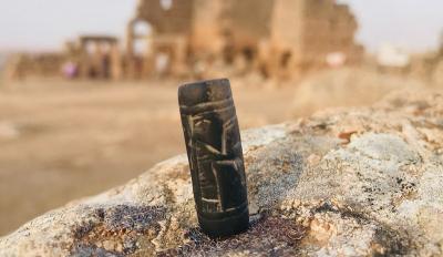 Diyarbakır'da 3.000 yıllık Asur mührü bulundu